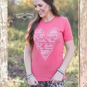 Crazy Train Love Song Tee